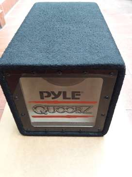 Caja bandpass marca Pyle