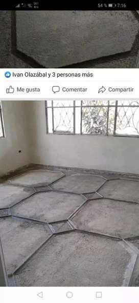 Vaciado de pisos de concreto y terrazo.y Pulido y brillado
