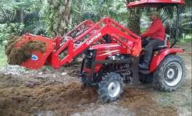 Pala Balde Cargador Captain para Tractor ML51