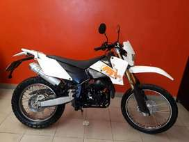 Motomel xmm 250cc 2016 recibo moto menor valor