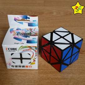 Cubo Helicoptero Rubik Cube Lanlan Helices - Z Cube - Negro