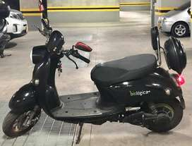 Venta de Moto Electrica - Moped Italiana 1000W
