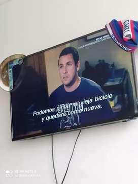 """Televisor Kalley de 40 """" / cambio"""