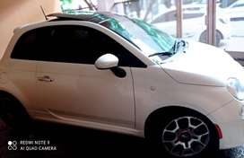 VENDO FIAT 500 1.4 MODELO 2012