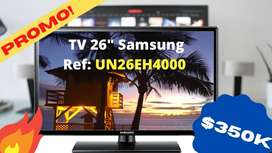 "TV 26"" Samsung Referencia UN26EH4000"
