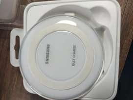 Cargador inalámbrico original de Samsung carga rápida