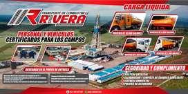 SERVICIOS DE TRANSPORTE DE COMBUSTIBLE RIVERA