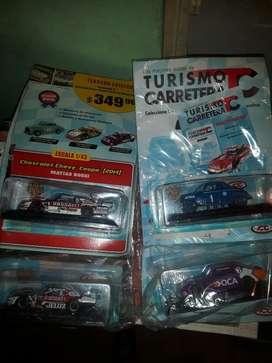 4 Autos de Colección Tc