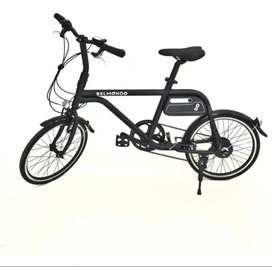 Bicicleta Electrica Belmondo Nova