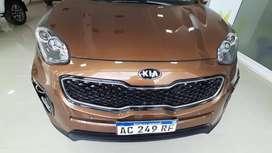 kia sportage ex CRDI 4x4 automatica 2.0L