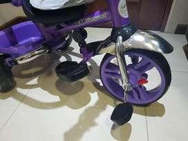 Triciclo Coche Asiento Giratorio 360 Bebes Niños Crecer 2019 - NUEVOS IMPORTADOS.