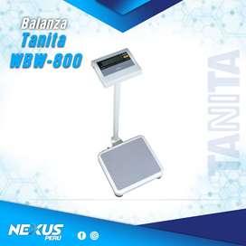 Balanza Tanita BWB-800P