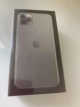iPhone 11 pro Max sellado