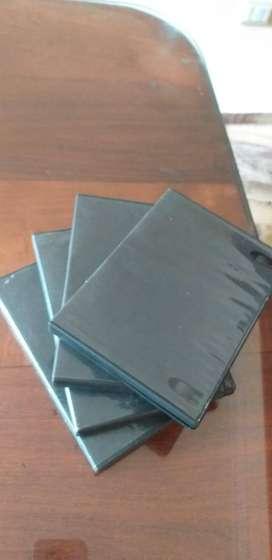 Cajas DVD simples