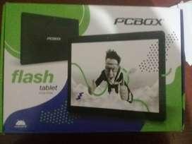 """Tablet 10,1"""" pcbox flah (nueva 0 uso. Empaquetada)"""