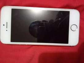 Vendo iPhone 5s de 32gb