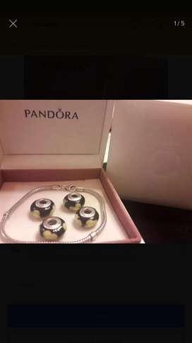 Pulsera Abalorios Pandora Made In Spain