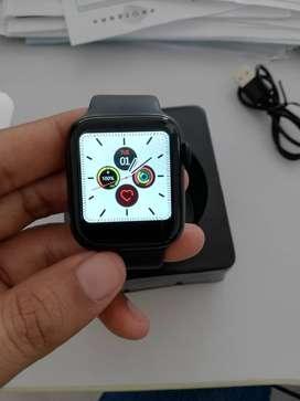 smart watch w34(serie 4) negro