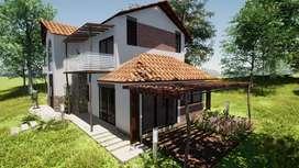 Renders y diseño arquitectónico
