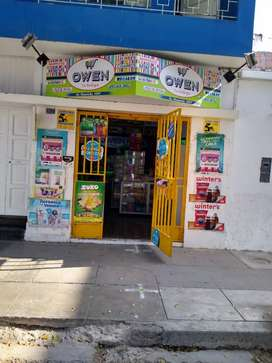 GRAN  OPORTUNIDAD TRASPASO DE LOCAL COMERCIAL - BODEGA