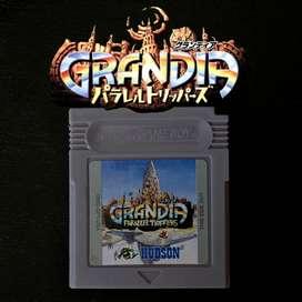 Juego GRANDIA PARALLEL TRIPPERS para Nintendo Game Boy