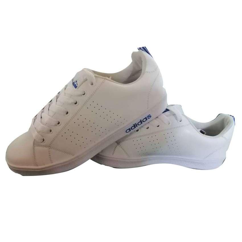 Zapatos Tenis Unicolor Para Niños P.s