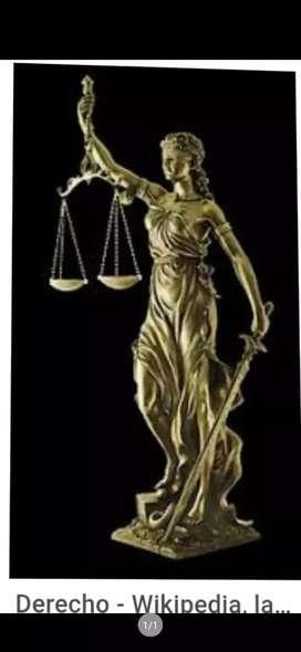 Necesito estudiante derecho 9 semestre en adelante para trabajar