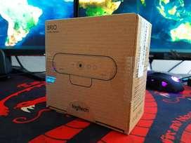 Logitech BRIO webcam (Nueva)