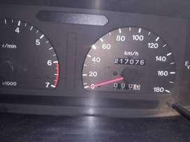 Vendo camioneta chevrolet Luv  cabina y media modelo  98.