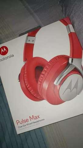 Auriculares Motorola Pulse Max Over Ear