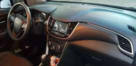 Chevrolet tracker LT 2018 automática sunroff