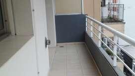 MB Negocios Inmobiliarios ALQUILA. ITALIA 180 Piso 8 . Externo, balcon, amplio. Luminoso