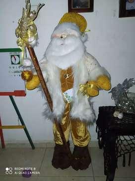 Papá Noel un metro de alto