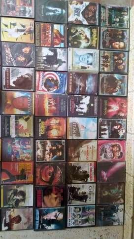 COLECCION DE DVD MAS DE 100