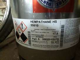 Hempathane hs 55610 mas couring agent 97050