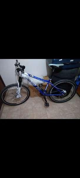 Vendo Bici Andes R26