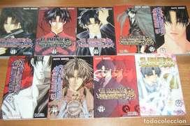 El Amante Dragón colección completa
