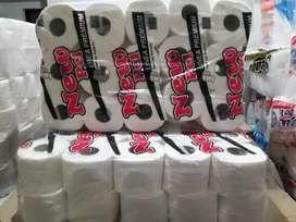 Bolson de papel higienico