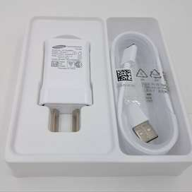 Cargador Samsung Pared Orig Microusb C Cable Para J7 Prime