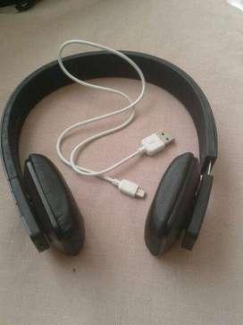 Audifono C/microf. Genius Hs-920bt Bluetooth 4.0 black