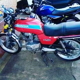 Honda cbn 400