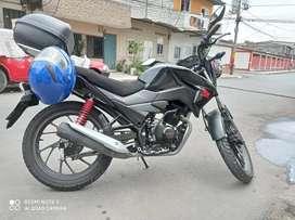 MOTO HONDA MODELO CB125F TWISTER