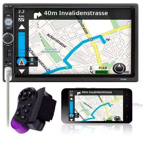 Autoradio Doble Din  Tactil, mirrorlink(waze, youtube, google maps) 0