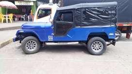 Jeep cj6 Disel