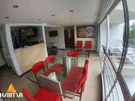 Apartamento Amoblado, completo para alquiler temporal en Bucaramanga - cañaveral