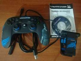 Control gamer NanicaStation 3 en 1