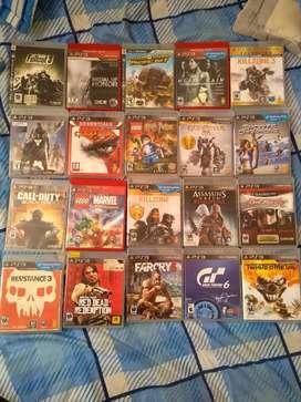 Videojuegos Original Ps3 Como Nuevos