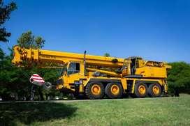 Grúa Krupp 4070 70 tn