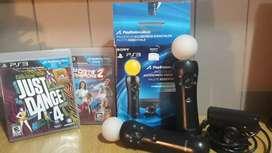Kit Move PS3