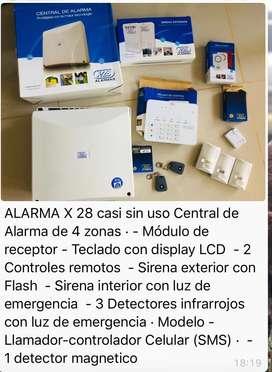 Alarma X28